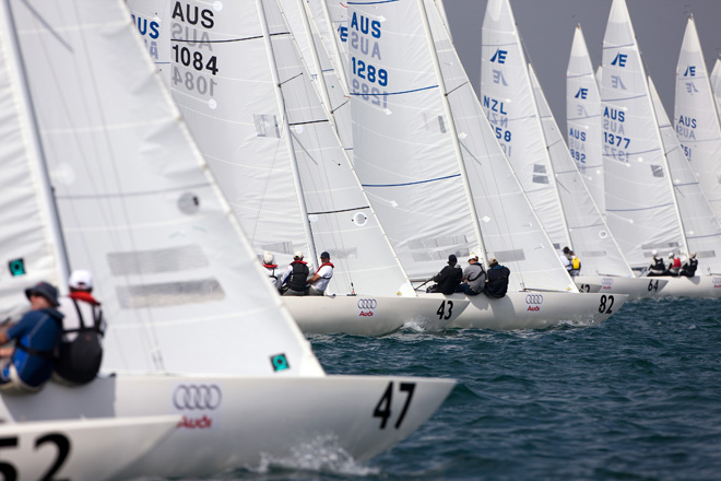 Lots of traffic in the Etchells Worlds
